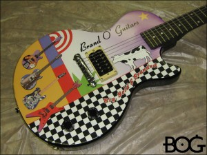 The First Brand O' Guitar