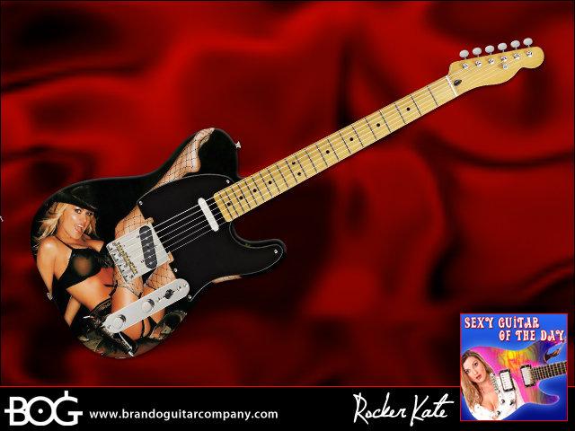 Guitar Skins 171 Vinyl Guitar Wraps