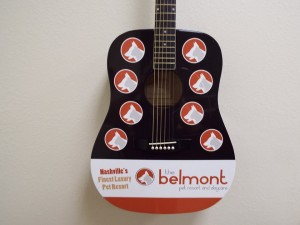 Belmont promotional Guitars by Brand O' Guitar Company