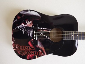 Chris Cagle Promotional Guitars By Brand O' Guitar Company