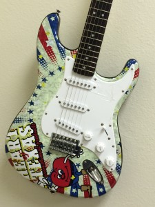 Heart of Texas promotional Guitars by Brand O' Guitar Company