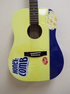 Honey Comb promotional Guitars by Brand O' Guitar Company